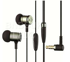 JBM GREY bullet metal headphones earphones for gym jogging sports mp3 with mic