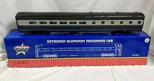 USA Trains R31043 Baltimore & Ohio B&O Diner Aluminum Passenger Car G Scale FW20
