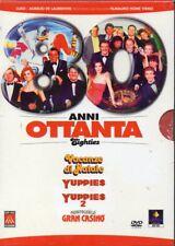 ANNI OTTANTA - BOX 4 DVD (NUOVO SIGILLATO)