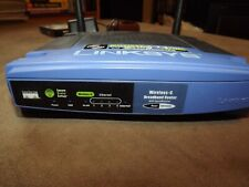 Wireless Router Cisco Linksys WRT54GS V.5