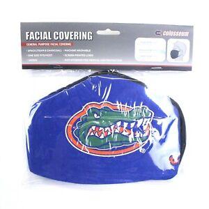 Colosseum Florida Gators 2-Pack Facial Covering Face Masks - Adult Unisex