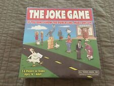 The Joke Game All Things Equal New Sealed 2008