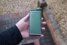 Metal Enamel Stanley Hip Flask, The Tool Persons Hip Flask