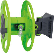 More details for outdoor wall mountable garden water hose pipe 15m storage reel