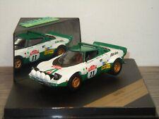 Lancia Stratos Winner San Remo Rallye 1975 - Vitesse AV081B - 1:43 in Box *38915