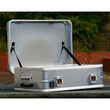 Quantum 4121 Aluminium Case Intl DIMS L550mmxw350mmxd180mm