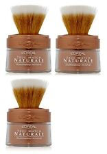 LOT OF 3 - L'Oreal True Match Naturale Mineral Finish 434 Honey Glow