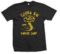 Cobra Kai T-Shirt Karate Kid Mr. Miyagi 80's T-Shirt