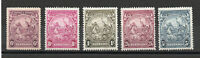 Barbados - SG# 254 - 256a MLH     /      Lot 0820002