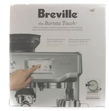 Brand NEW! Breville The Barista Touch, BES880BSS1BUS1 +FREE SHIPPING