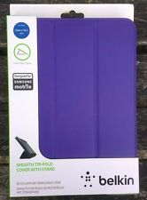 "Belkin Tri-Fold Colour for 10.1"" Samsung Galaxy Tab 3 PURPLE"
