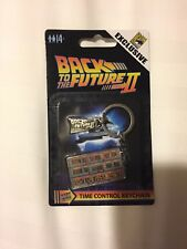 2017 COMIC-CON EXCLUSIVE Back To The Future Part II - Time Circuit Key Chain