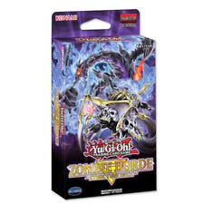 Yu-Gi-Oh Zombie Horde Structure Deck - Factory Sealed