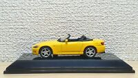 1/64 AUTOart HONDA S2000 YELLOW diecast car model