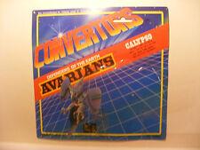 Transformers robot CONVERTORS ORIGINAL Empty Card Blister AVARIANS CALYPSO