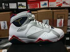 """Nike Air Jordan 7 Retro men size 10 """"Olympic 2012 release"""" 304775-135"""