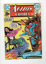Action Comics #416 (Sep 1972, DC) - Fine