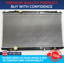 RADIATOR TO FIT HONDA ACCORD MK8 2008 TO 2013 2.2 iDTEC DIESEL MANUAL VEHICLES
