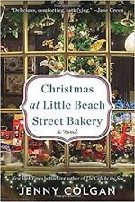 CHRISTMAS AT LITTLE STREET BAKERY J. Colgan NEW HARDCOVER BOOK  Ebay BEST PRICE!