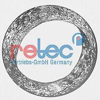 retec Dichtring für Schalldämpfer Auspuff 71.5x91.5x14 für VW 8052.01