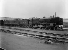 OLD PHOTO Dynamometer Car Engine No5533 Perspective View At Crewe