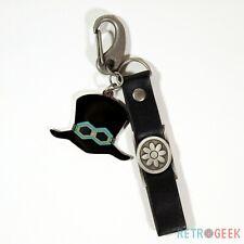 Strap Portgas D. Ace Hat One Piece Keychain Keyholder [JAP] GC