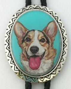 Corgi Dog Classic Bolo Tie