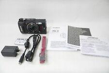 Olympus Tough TG-5 12MP Waterproof Digital Camera -Black