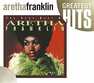 Aretha Franklin - The Very Best Of Aretha Franklin - The 60s [CD]