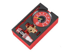 Silca Super Pista Ultimate 160psi High Pressure Gauge - Red