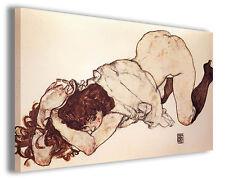 Quadro moderno Egon Schiele vol II stampa su tela canvas pittori famosi