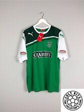 HIBERNIAN 11/12 *BNWT* Home Football Shirt (XL) Soccer Jersey Puma