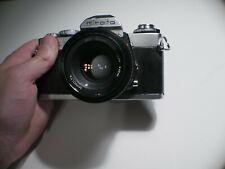Minolta XD11 FILM TESTED w/ MD 50mm f2 Lens