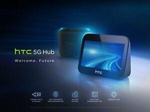 HTC 5G 2.63Gbps Hub Network Sharer VR Game LTE Router Mobile Hotspot Mini 7660mA