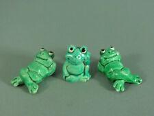 """HPF: Happy Frogs 1986 - 3 Frösche mit """"K-Kennung"""""""