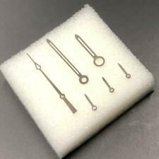 ETA Valjoux 7750 7753 Chronograph OMEGA Hands Silver Set Watch Movement Parts
