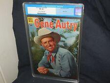 Dell 1955 Gene Autry Comics #99 CGC 8.5