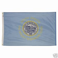 4x6 ft SOUTH DAKOTA Mount Rushmore State OFFICIAL FLAG Outdoor Nylon MADE IN USA