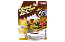 Johnny Lightning Chevrolet Impala 1959 White Jlcp7077 1/64