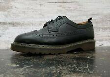 Mens Dr Doc Martens Wingtip Oxford Shoes Sz 12 46 M Used Black Leather 3989/59