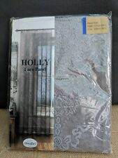 HOLLY LACE PANEL 137CM WIDTH BY 229CM DROP new