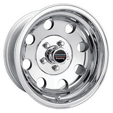 "(1) 15X10-43 5X139.7 5X5.5 172 POLISHED WHEELS/RIMS 15""INCH 78182"
