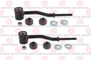 91-01 Jeep Cherokee Suspension Front Stabilizer Bar Link Kit Right Left Comanche