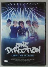 One Direction Life On Stage BRAND NEW DVD Harry Styles Zane Malik Niall Horan