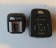 Pixel PF-802/0.3m VS-802 Combined Off-camera Cable For Nikon:SB-900, SB-800,...