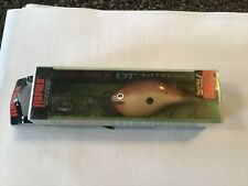 Hard to Find Rapala Older DTMSS-20,DT20,BRBN,Brown Bone