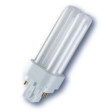 OSRAM DULUX D/E 26W/840 G24Q-3 | 4pin  OSRAM LAMPADINA RISPARMIO ENERGETICO