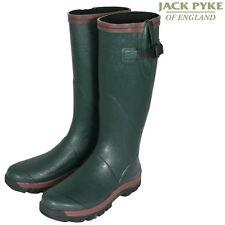 JACK PYKE SHIRES WELLINGTON BOOTS MENS WELLIES 5 -12 WATERPROOF HUNTING RAINWEAR