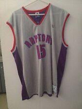 Toronto Raptors Vince Carter Basketball Jersey