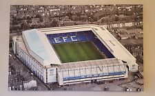 Everton FC - Goodison Park - Wall Canvas 63x40cm